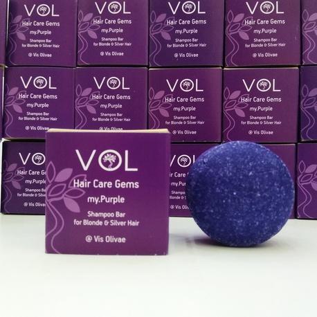 VOL my.Purple - Szampon w kostce  (1)