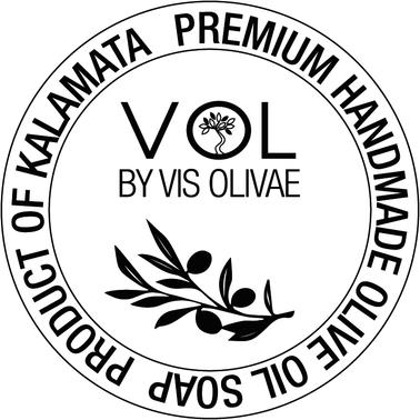 VOL byc Vis Olivae - greckie mydła i szampony w kostce